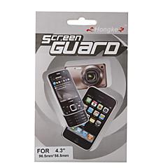 """Protector de pantalla (4,3 """", 96.5mm * 56.5mm)"""