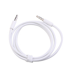aux kabel voor iphone/ipad/ipod/mp3
