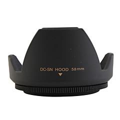 58MM Lens Hood Mennon