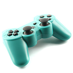 Rechargeable USB Wireless Controller for Playstation 3/PS3 (Green)