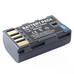 erstatning digitalkamera batteri BN-vf808u for JVC Everio GZ-HD3 og mer