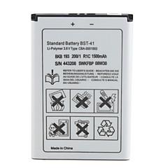 1500mAh di sostituzione cellulare telefono batterie BST-41 per Sony Ericsson a8i/m1i/x1/x2/x2i/x10/x10i/xperia giocare z1i