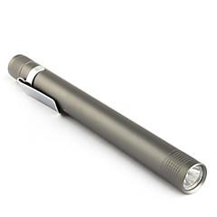 MXDL XT-7224 1-Mode LED Flashlight (2xAAA, Grey)