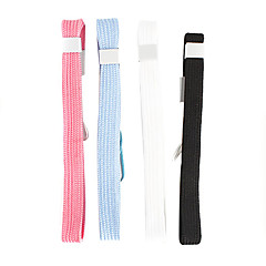Replacement 18cm Straps for Wii/Wii U Remote (4-Pack)