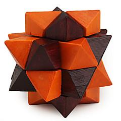 Jouets Cubes magiques Alien magic Toy Cube de vitesse lisse Magic Cube Puzzle Bois