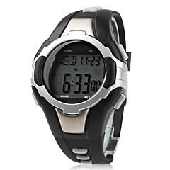 Pulse Measuring Automatic Watch With Luminous
