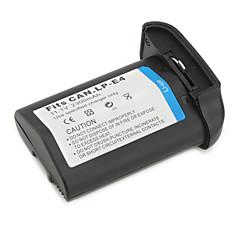 batterie appareil photo numérique pour Canon iii EOS-1Ds Mark, EOS-1D Mark III (2300mAh)