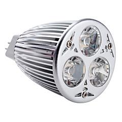 6W GU5.3(MR16) LED Spotlight MR16 3 High Power LED 540 lm Natural White DC 12 V