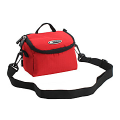 Protective Carrying Camera Bag (Red)