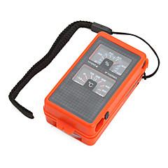 Kit di sopravvivenza (torcia LED, bussola,fischietto,lente di ingrandimento)