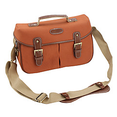 Retro Styled Camera Camcorder Bag (Orange)