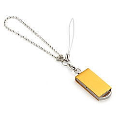 16 GB-os Flip stílus usb flash drive kulcstartó (vegyes színek)