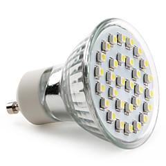 GU10 Focos LED MR16 30 SMD 3528 90 lm Blanco Natural AC 100-240 V