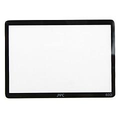 JYC pro optisch glas lcd-scherm beschermer voor canon 60d