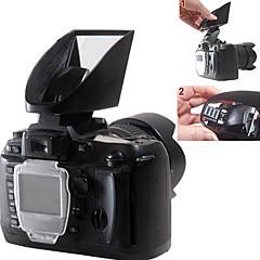 Flash Diffuser for Nikon D700 D7000 D90 D300 D3000, Canon 7D 5DII 60D 600D