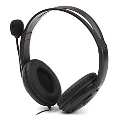 Premium Microphone Headset for Xbox 360 (Black)