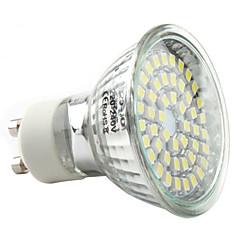 3W GU10 Focos LED MR16 48 SMD 3528 180 lm Blanco Natural AC 100-240 V
