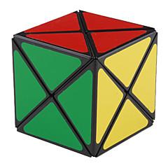 cubo mágico de plástico preto velocidade lisa alienígena