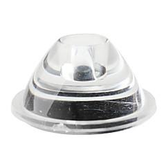 20mm 15 ° óptico lente de cristal para linterna, luz del punto