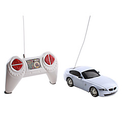 0017 Children Remote Control Alloy Model Car (Random Colors)