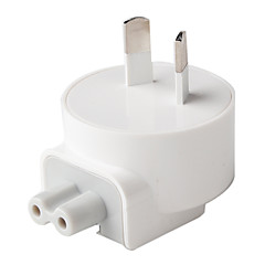 AU AC Plug for Macbook Air Pro (White)