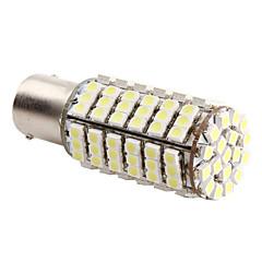 1156 4,2 W 126x3528 SMD 6500-7000K Blub White Light LED para lâmpadas para automóveis (12V DC)