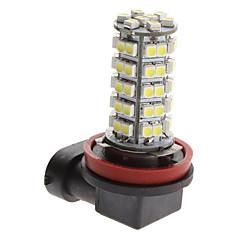 H11 3W 68-SMD 240-270LM Natural White Light LED Bulb for Car Fog Lamp (12V)