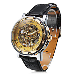 herenhorloge mechanische holle graveren