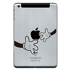 câlin autocollant de protecteur de conception pour l'ipad mini-3, Mini iPad 2, ipad mini-