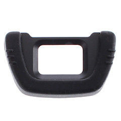DK-21 Rubber Eye Cup Okular for Nikon D300 D200 D90 D80 (Black)
