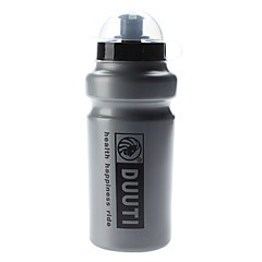 Cycling Sport Water Bottle - Silver Grey (500ml)