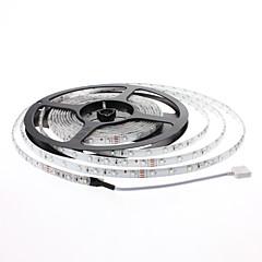 USD $ 14,39 - Wasserdichte Outdoor LED-Streifen, 5 Meter, mit 24-Tasten-Fernbedienung