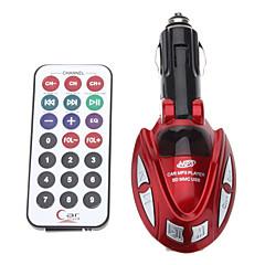 Beetle Stil Auto MP3-Player mit FM-Transmitter (Farbe sortiert)