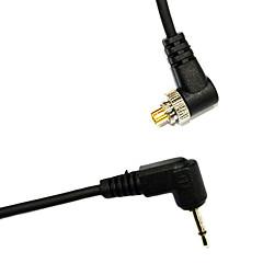 2,5 mm à cordon PC Sync Cable FLASH Homme avec vis de blocage (1m)