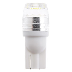 T10 1.5W White Light LED Bulb for Car Side Maker Lamp (DC 12V)