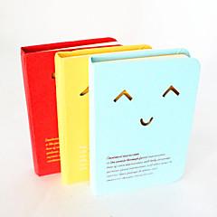Hollow-Out Laptop couvrir Expression dur (couleur aléatoire)