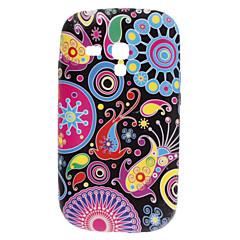 Special Design Pattern TPU Soft Case für Samsung Galaxy S3 Mini I8910