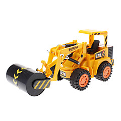 Liebaowang 5-Channel Street roller Remote Control Simulation Engineering Vehicle (Model:8027)