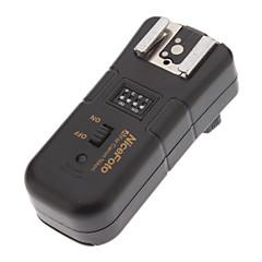 3에서 1위한 Nicefoto 니콘 카메라의 설정 N-16 2.4GHz 무선 원격 제어 저속한 방아쇠