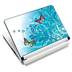 """""""Schmetterlinge"""" Muster Laptop Schutzfolie für 10 """"/ 15"""" Laptop 18671 (15 """"geeignet für unter 15"""")"""