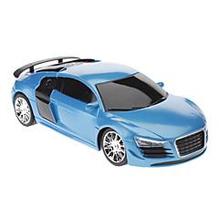 01:24 Snabb drift roadster simulering fjärrkontroll bil