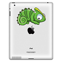 Padrão Dinosaur adesivo de proteção para o iPad 1, iPad 2, iPad 3 e The New iPad