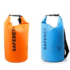 5 L Αδιάβροχη τσάντα Ξηρός Κίτρινο / Πράσινο / Μαύρο / Πορτοκαλί / Φούξια