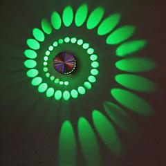 AC 110-130 AC 220-240 3 LED Zintegrowane Modern / Contemporary Galwanizowany Cecha for LED Zawiera żarówkę,Światło rozproszoneŚwiatło