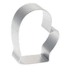 Christmas Glove Shaped Aluminum Cookie Biscuit Cutter