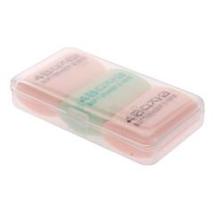 3pcs 4B Colorful Eraser