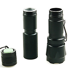Romisen RC-N3 CREE Q3 3 Mode LED Flashlight (2 *AA/1*16340)
