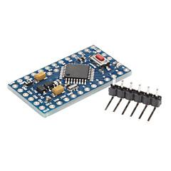 Modulo PRO MINI Atmega328 5V 16 M, per Arduino