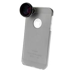 Aluminum Inne 4X 500 Obiektyw z etui iPhone 5