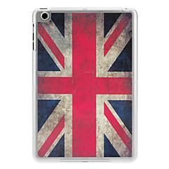 The Union Jack Case with Transparent Frame for iPad mini 3, iPad mini 2, iPad mini